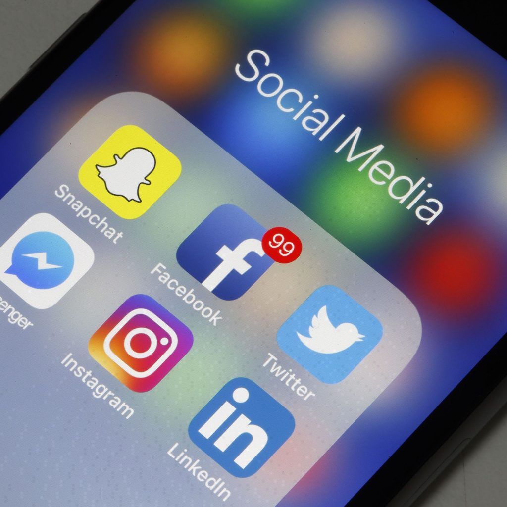 social media platforms - Insights Dubai