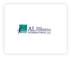 Alfareeda International Client Logo Dubai