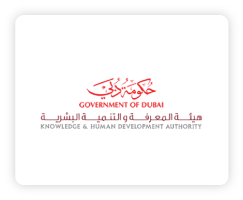 Knowledge And Human Development Authority Client Logo Dubai